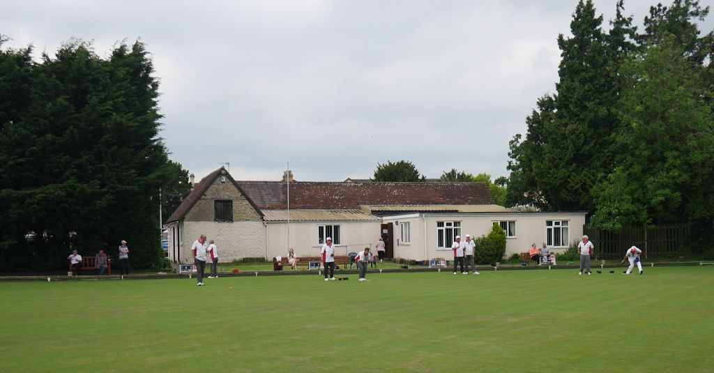 Bicester Bowls Club House